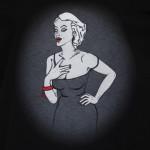 Marilyn_Shirt_Black_image